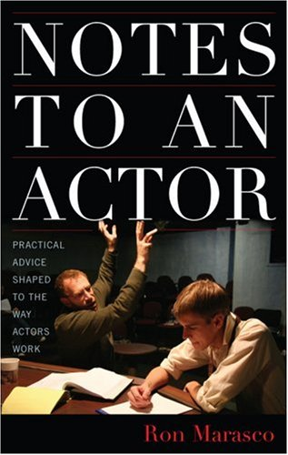 Notes to an Actor   2007 edition cover