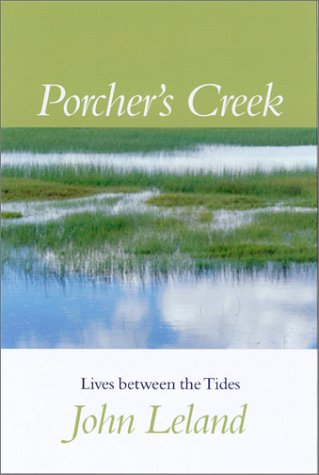 Porcher's Creek Lives Between the Tides  2002 edition cover