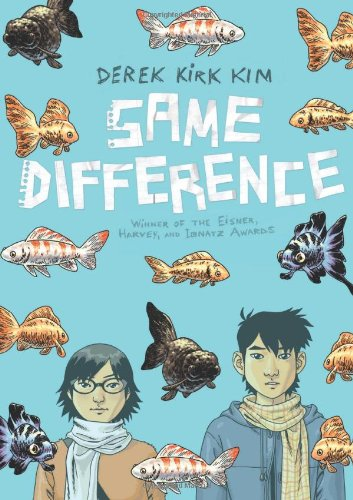 Same Difference   2011 edition cover