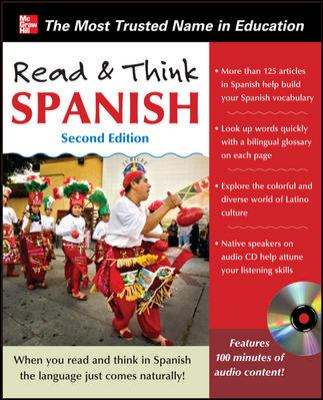 Spanish  2nd 2012 edition cover