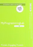 MyProgrammingLab - Valuepack Access Card, Component  2012 edition cover