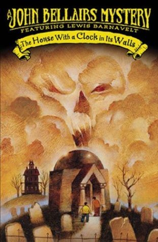 House with a Clock in Its Walls   1973 edition cover