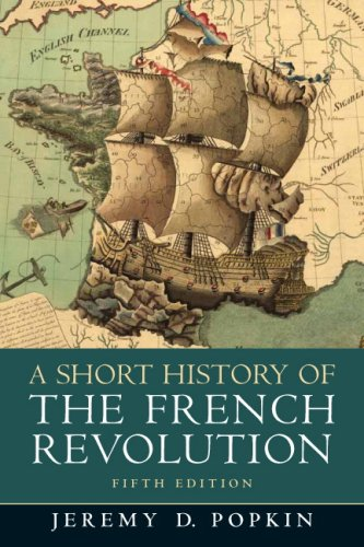 Short History of the French Revolution  5th 2010 edition cover