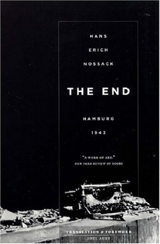 End Hamburg 1943  2006 9780226595573 Front Cover