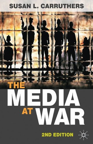 Media at War  2nd 2011 (Revised) edition cover