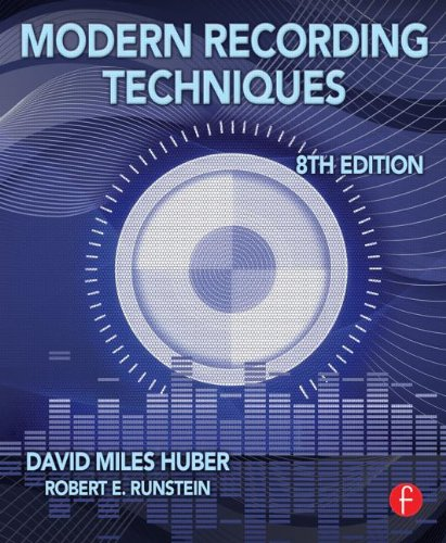 Modern Recording Techniques  8th 2014 (Revised) 9780240821573 Front Cover