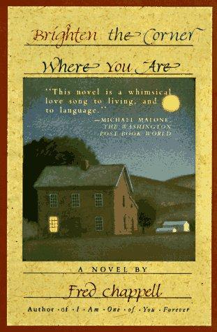Brighten the Corner Where You Are A Novel 8th (Reprint) edition cover