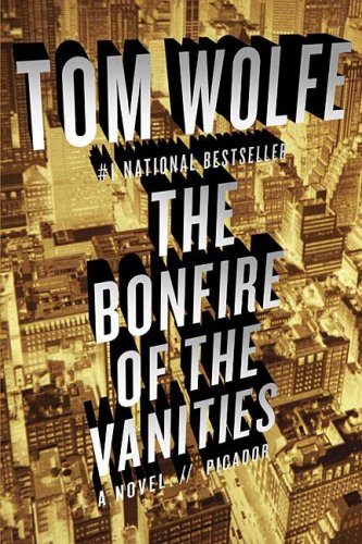 Bonfire of the Vanities  N/A edition cover
