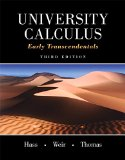 University Calculus, Early Transcendentals + Mymathlab Access Card:   2015 edition cover