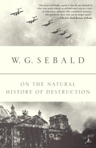 On the Natural History of Destruction   2004 edition cover