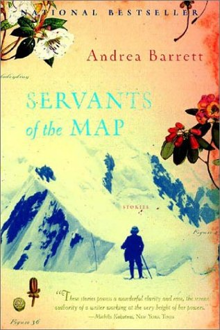 Servants of the Map  Reprint  edition cover