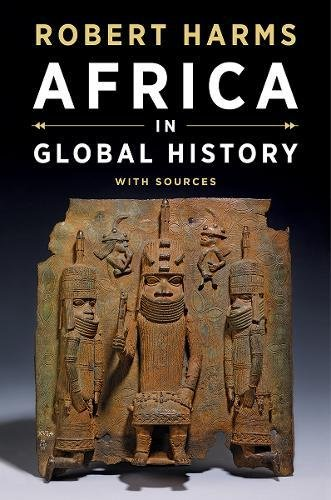 Cover art for Africa in Global History, 1st Edition