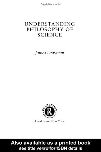 Understanding Philosophy of Science   2001 edition cover