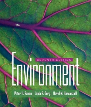 Environment  7th 2010 edition cover