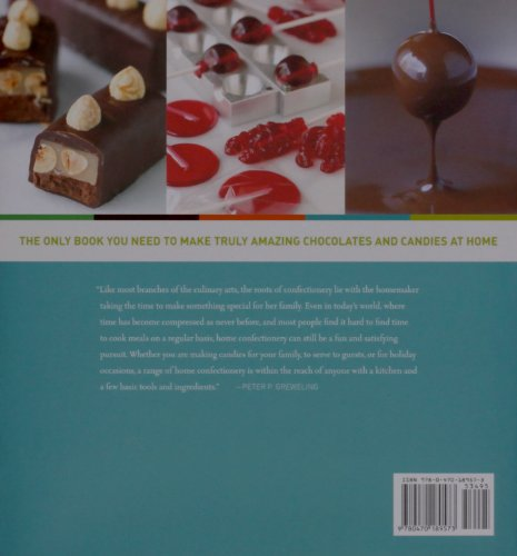Chocolates and Confections at Home with the Culinary Institute of America   2010 edition cover
