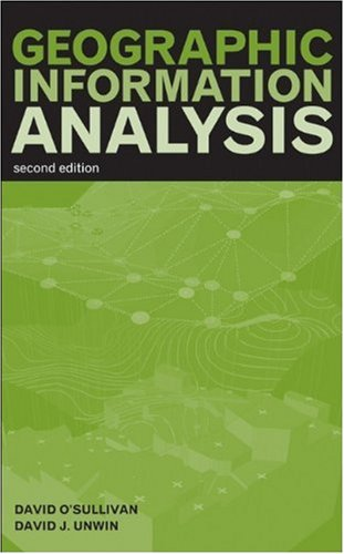 Geographic Information Analysis  2nd 2010 edition cover