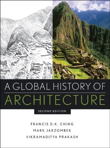 Global History of Architecture 2nd 2011 edition cover