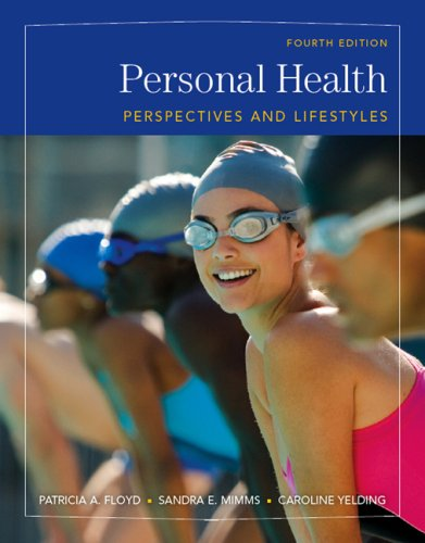 Personal Health Perspectives and Lifestyles 4th 2008 edition cover