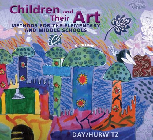 Children and Their Art Art Education for Elementary and Middle Schools 9th 2012 (Revised) 9780495913573 Front Cover