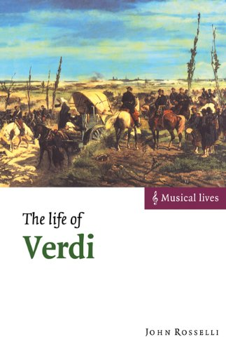 Life of Verdi   2000 9780521669573 Front Cover