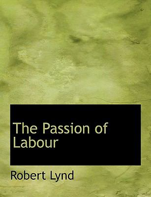 Passion of Labour  2008 edition cover