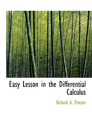 Easy Lesson in the Differential Calculus:   2008 edition cover