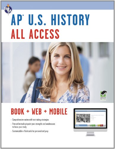 AP U. S. History  N/A edition cover