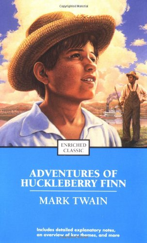 Adventures of Huckleberry Finn   2004 (Revised) 9780743487573 Front Cover
