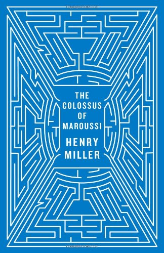 Colossus of Maroussi  2nd 2010 edition cover