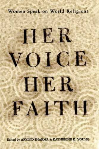 Her Voice, Her Faith Women Speak on World Religions  2004 edition cover