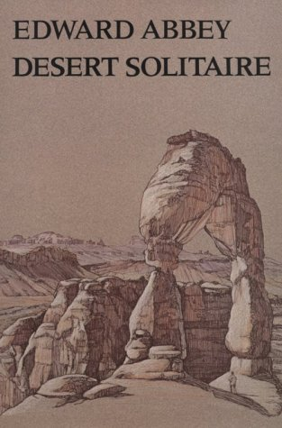 Desert Solitaire  20th edition cover