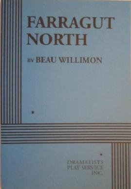 Farragut North   2010 edition cover