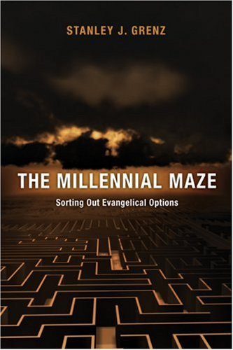 Millennial Maze Sorting Out Evangelical Options N/A edition cover