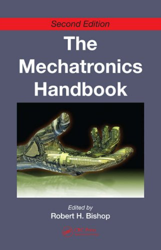 Mechatronics Handbook  2nd 2007 (Revised) edition cover