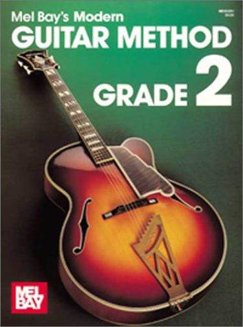 Modern Guitar Method Grade 2 N/A edition cover