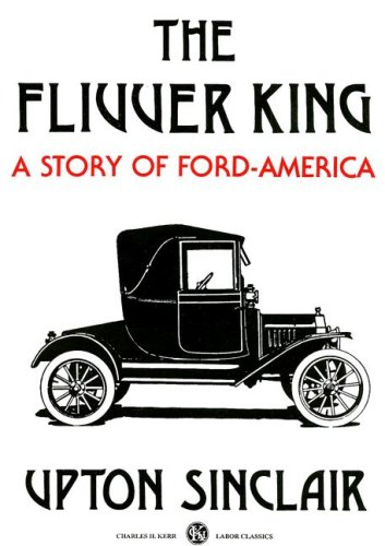 Flivver King A Story of Ford-America  1986 edition cover