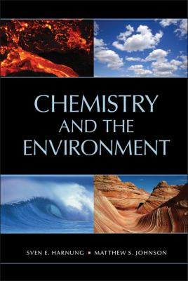 Chemistry and the Environment   2012 edition cover
