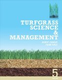 Turfgrass Science and Management 5th 2015 edition cover