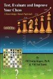 Test, Evaluate and Improve Your Chess A Knowledge-Based Approach N/A 9781483991573 Front Cover