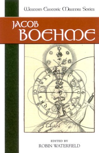 Jacob Boehme   2001 9781556433573 Front Cover