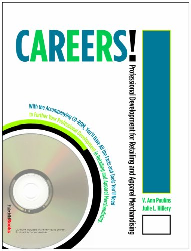 Careers! Professional Development for Retailing and Apparel Merchandising  2nd 2005 edition cover