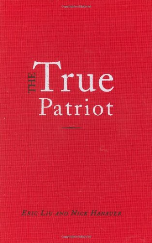 True Patriot  N/A edition cover