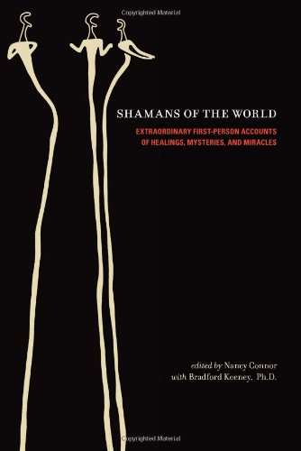 Shamans of the World Extraordinary First Person Accounts of Healings, Mysteries, and Miracles  2008 edition cover