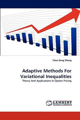 Adaptive Methods for Variational Inequalities  N/A 9783838384573 Front Cover