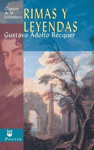 Rimas y Leyendas   2008 edition cover