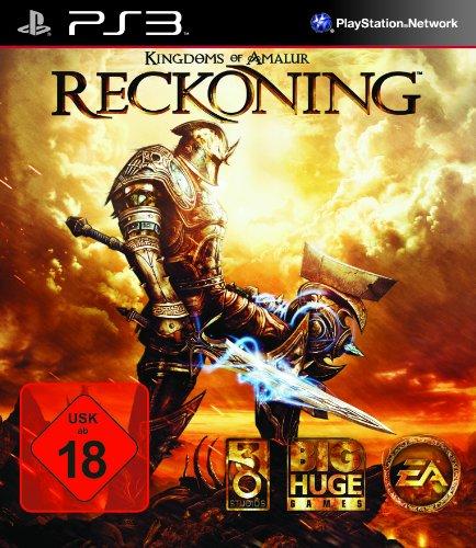 Kingdoms of Amalur: Reckoning PlayStation 3 artwork