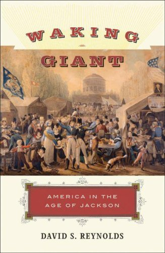 Waking Giant America in the Age of Jackson N/A edition cover