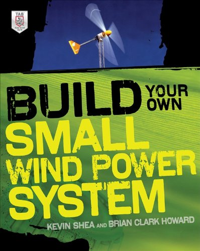 Build Your Own Small Wind Power System   2012 9780071761574 Front Cover