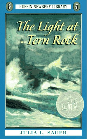Light at Tern Rock   1994 edition cover