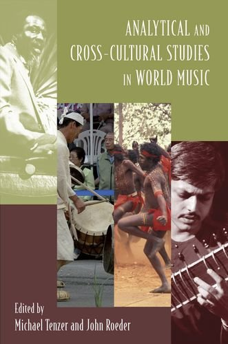 Analytical and Cross-Cultural Studies in World Music   2011 edition cover